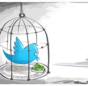 Amerykański serwis społecznościowy Twitter w czwartek zablokował reklamę na mikroblogach RT i agencji informacyjnej Sputnik