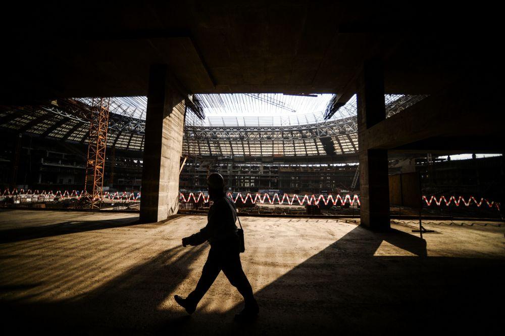 Moskiewska arena sportowa Łużniki