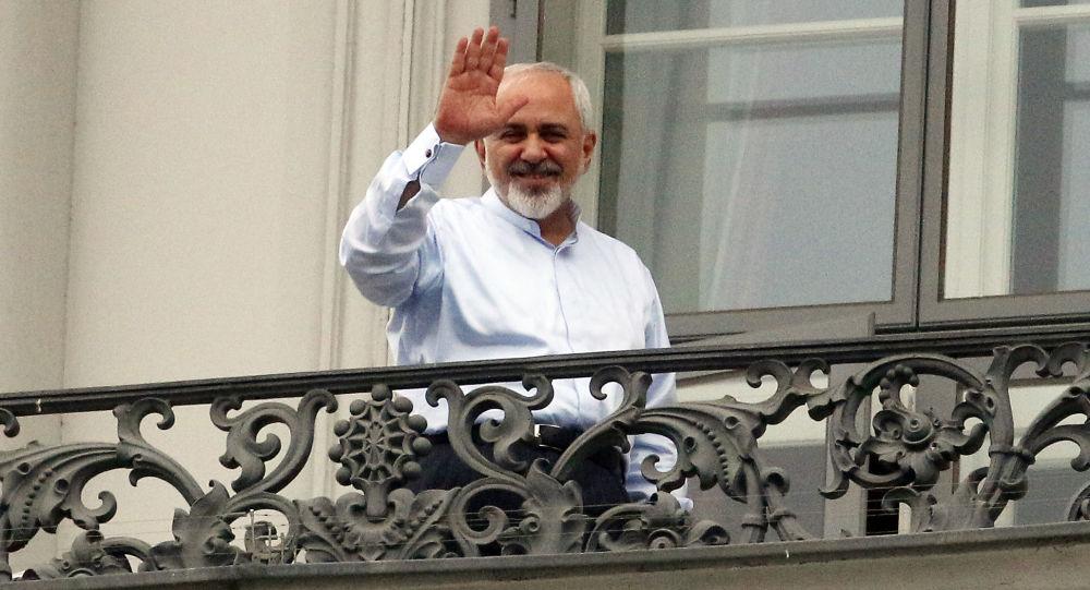 Minister spraw zagranicznych Iranu Dżawad Zarif