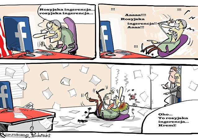 Rosyjska ingerencja