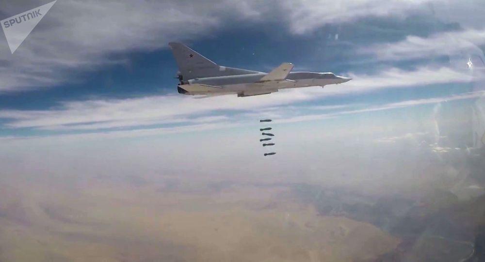 Rosyjskie bombowce Tu-22М3