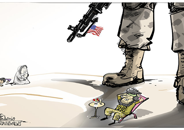 Nielegalna baza USA w At Tanfie