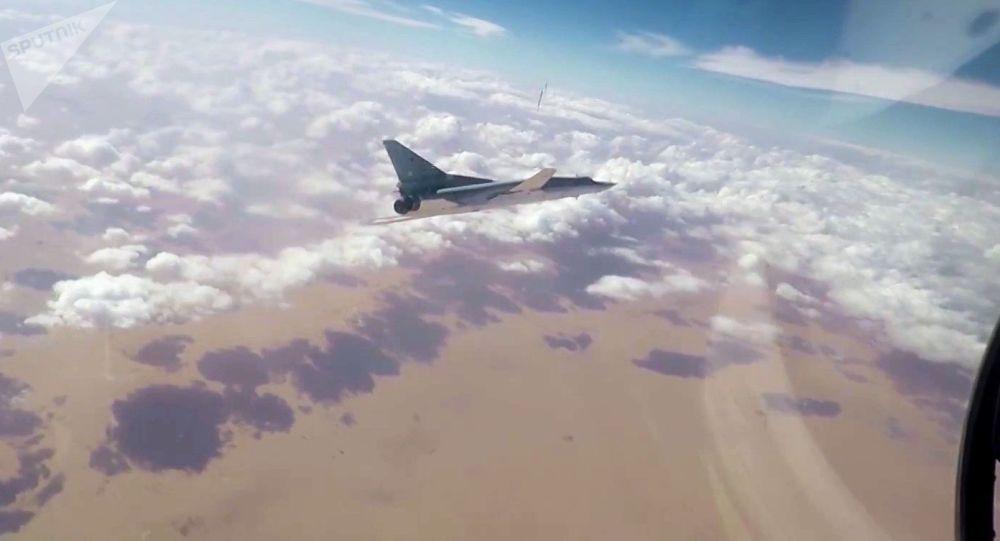Dajr az-Zaur: Rosyjskie Tu-22M3 zbombardowały terrorystów