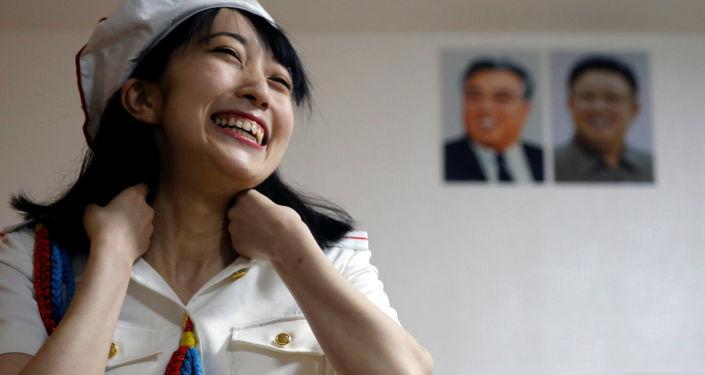 Fanklub Korei Północnej w Japonii