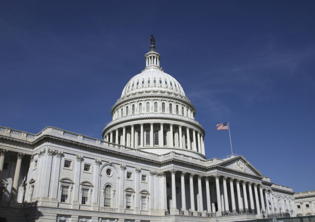 Siedziba Kongresu USA w Waszyngtonie