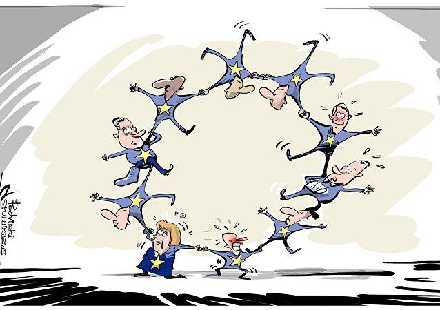 """Krach """"europejskiego marzenia"""""""