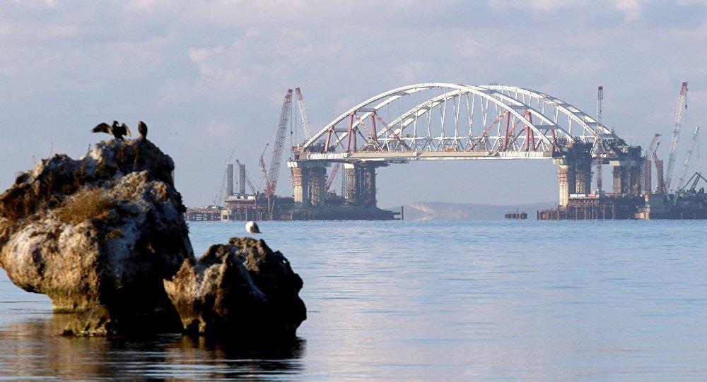Most Kerczeński