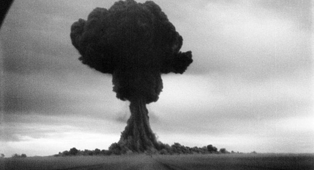Testy pierwszej radzieckiej bomby atomowej, 1949 rok