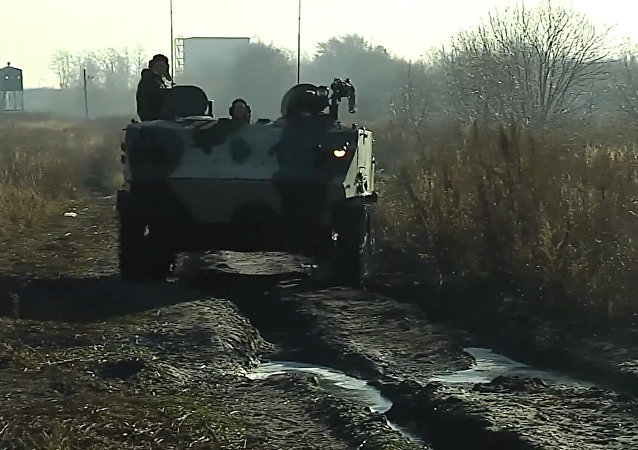 Nowe pojazdy rozpoznania  RChM-5 zostały przekazane WDW.