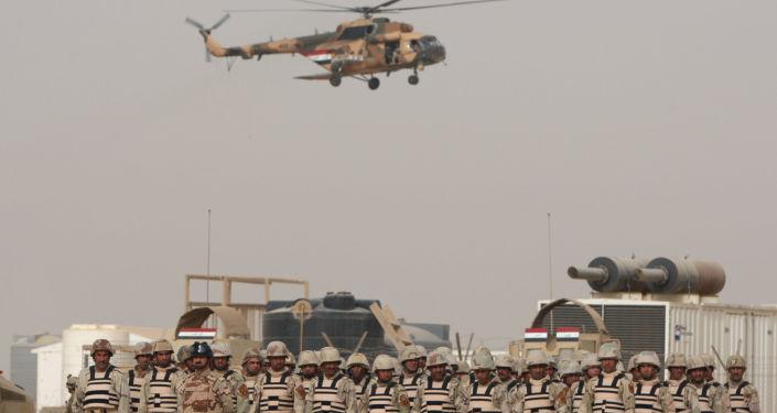 Mi-17 w Iraku