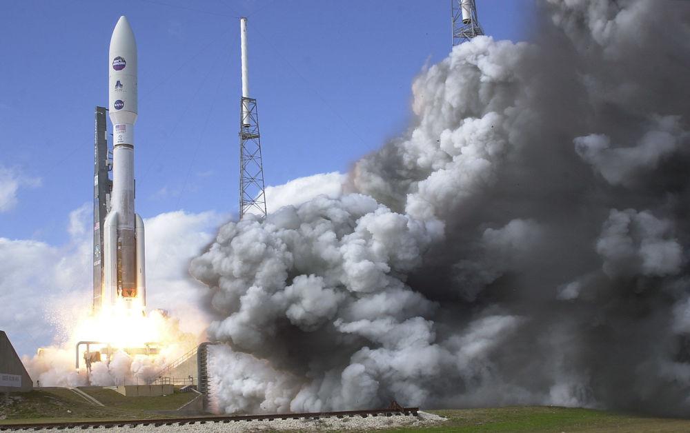 Start New Horizons 19 stycznia 2006