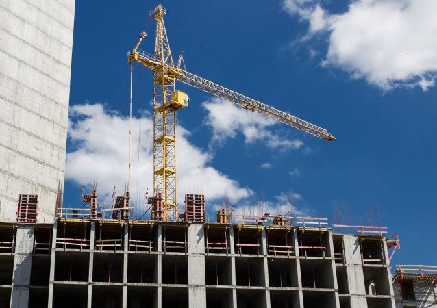 Budowa bloku mieszkalnego