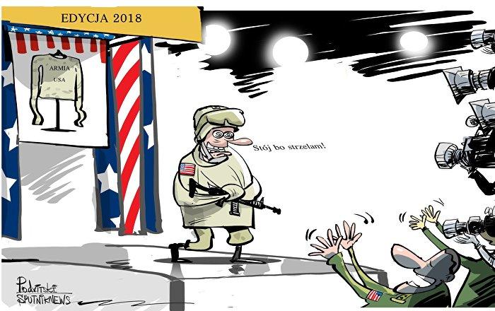 Chorzy psychicznie będą służyć w armii USA