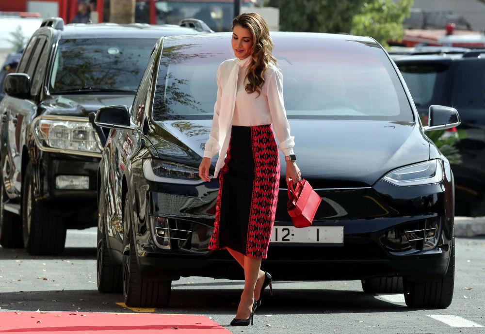 Rania al-Abd Allah – królowa Jordanii