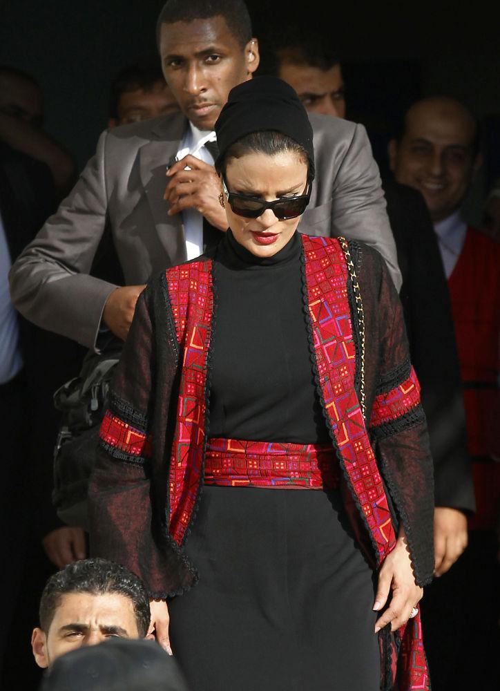 Pierwsza dama Kataru - Sheikha Mozah bint Nasser Al Missned