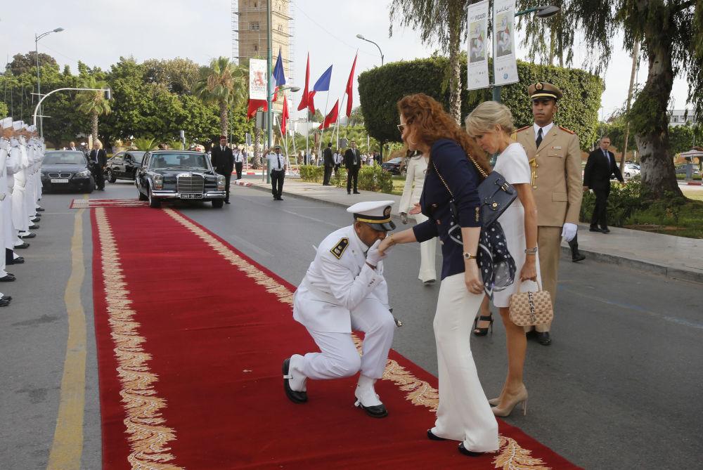 Lalla Salma - księżna Maroka