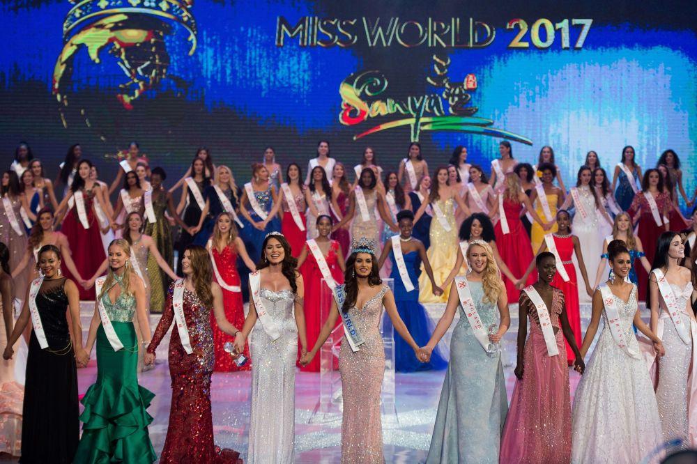 W pierwszej dziesiątce znalazły się również: reprezentantka Indonezji, Korei Południowej, Jamajki, RPA, Kenii i Francji.