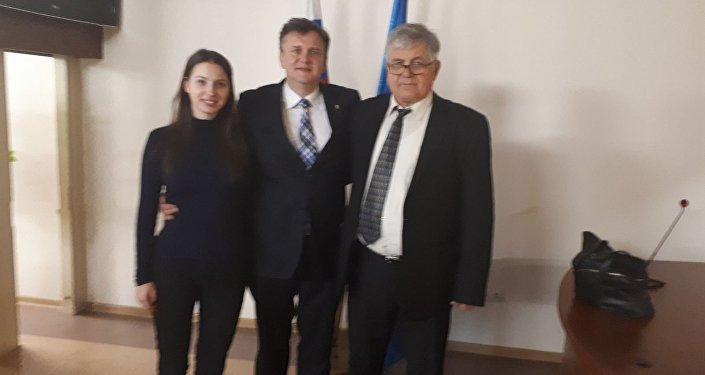 """""""Kaliningrad – Świnoujście - Olsztyn """" - spotkanie sprawozdawczo-wyborcze"""