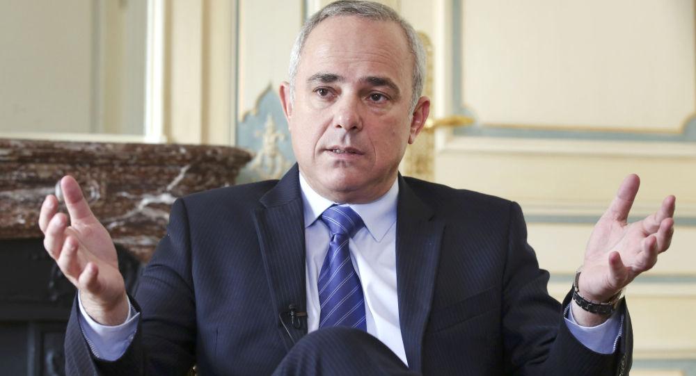 Minister ds. wywiadu i strategii Izraela Juwal Steinitz