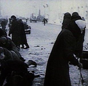 """""""Droga życia"""" została uruchomiona 76 lat temu w czasie Wielkiej Wojny Ojczyźnianej"""