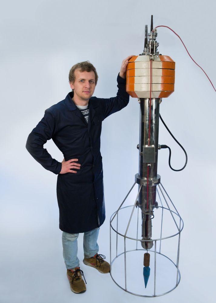 Kalmar - pierwsza wielokanałowa sonda, zaprojektowana i zbudowana w 1971 roku