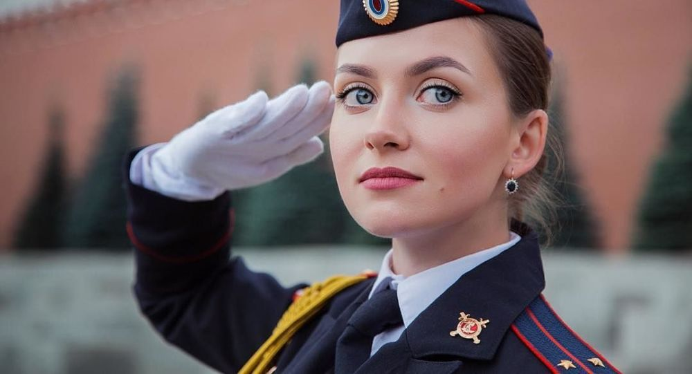 Policjantka Maria Kotikowa