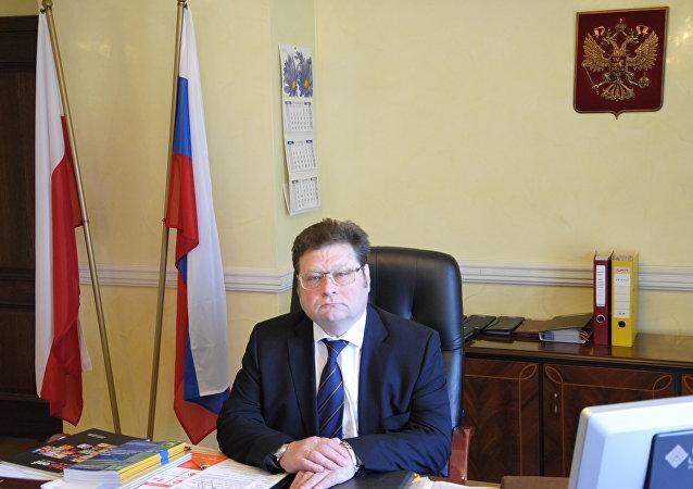 Vladimir Nefedov, Szef  Przedstawicielstwa Handlowego przy Ambasadzie Federacji Rosyjskiej w Polsce