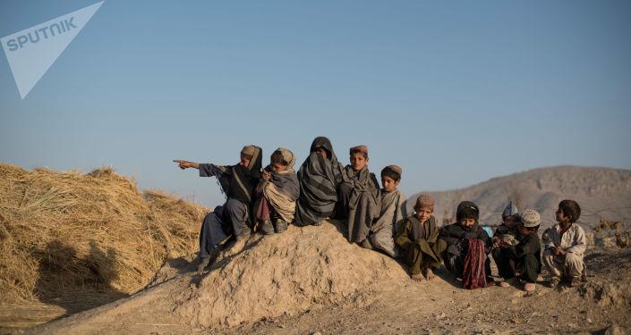 Prowincja Kandar w Afganistanie