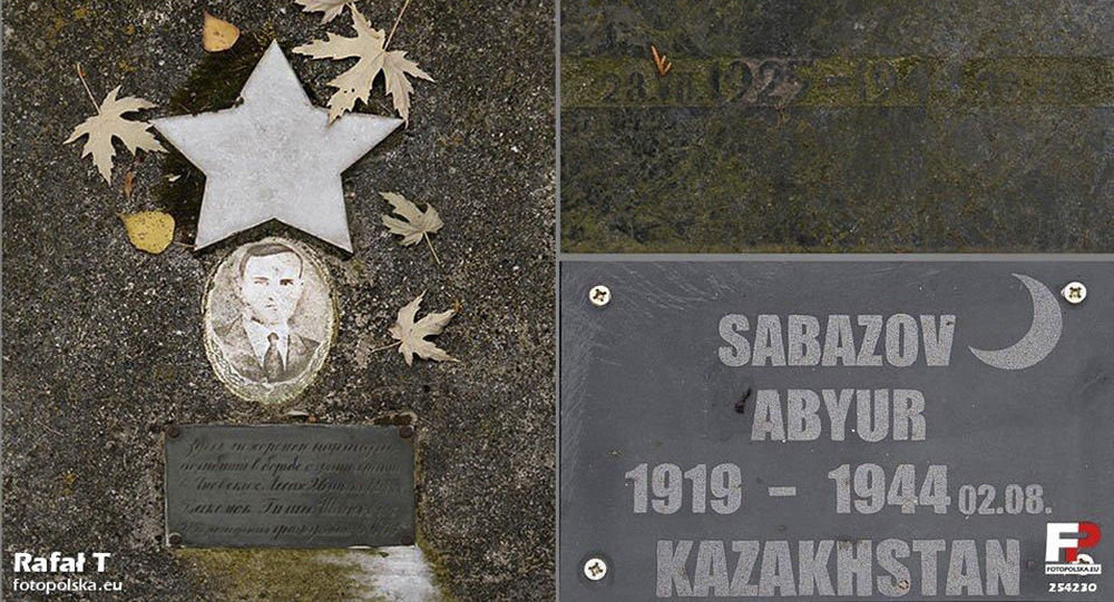 Kazimierz Dolny, Cmentarz Zolnierzy radzieckich