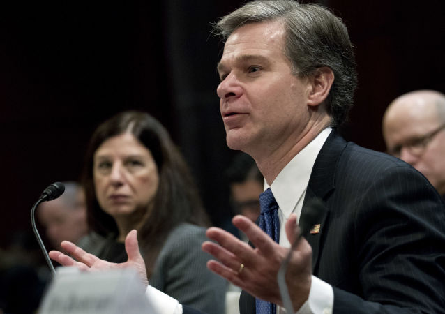 Dyrektor FBI Christopher Wray