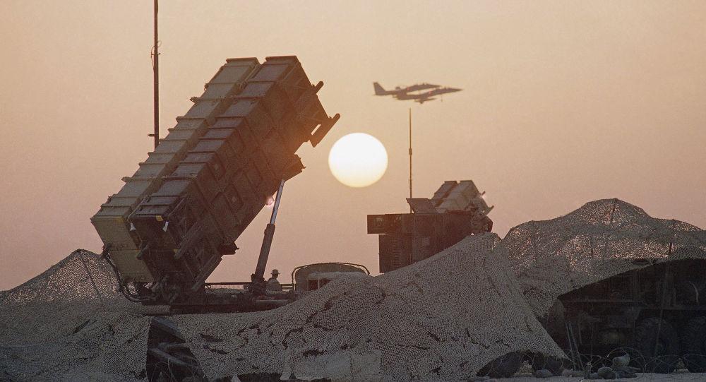 Przeciwlotniczy system rakietowy Patriot w Arabii Saudyjskiej