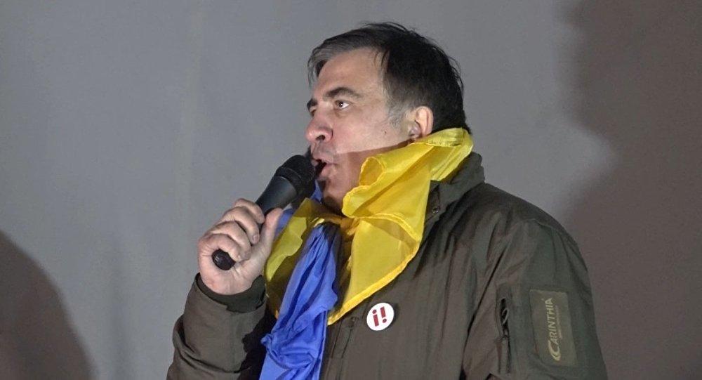 Micheil Saakaszwili