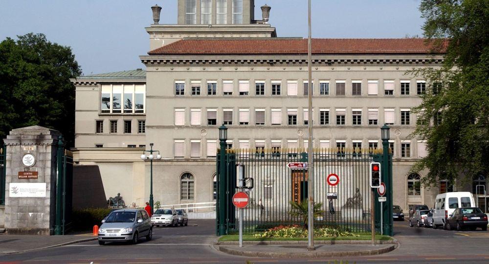 Siedziba WTO w Genewie