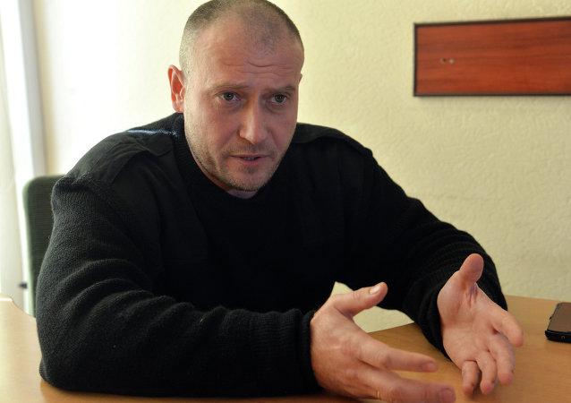 Dmytro Jarosz