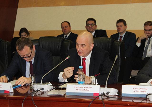 Sławomir Dębski, Dyrektor Polskiego Instytutu Spraw Międzynarodowych