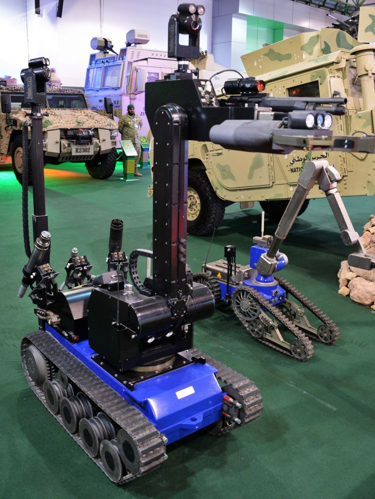 Systemy robotyczne sił zbrojnych Kuwejtu