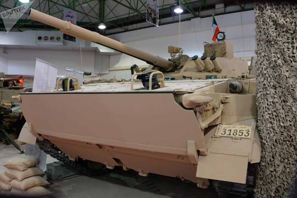 Bojowy wóz piechoty BMP-3 M