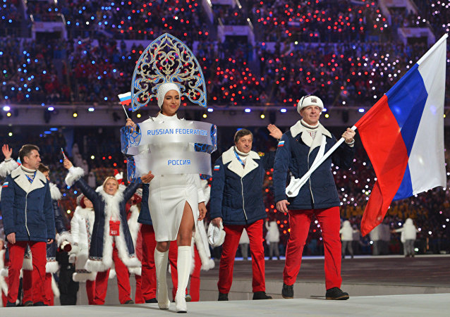 Ceremonia otwarcia XXII Zimowych Igrzysk Olimpijskich