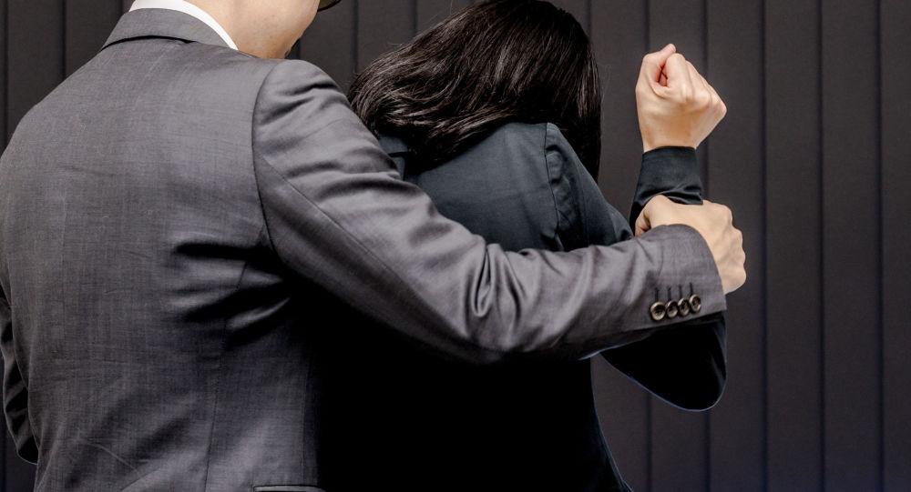 Molestowanie seksualne w pracy