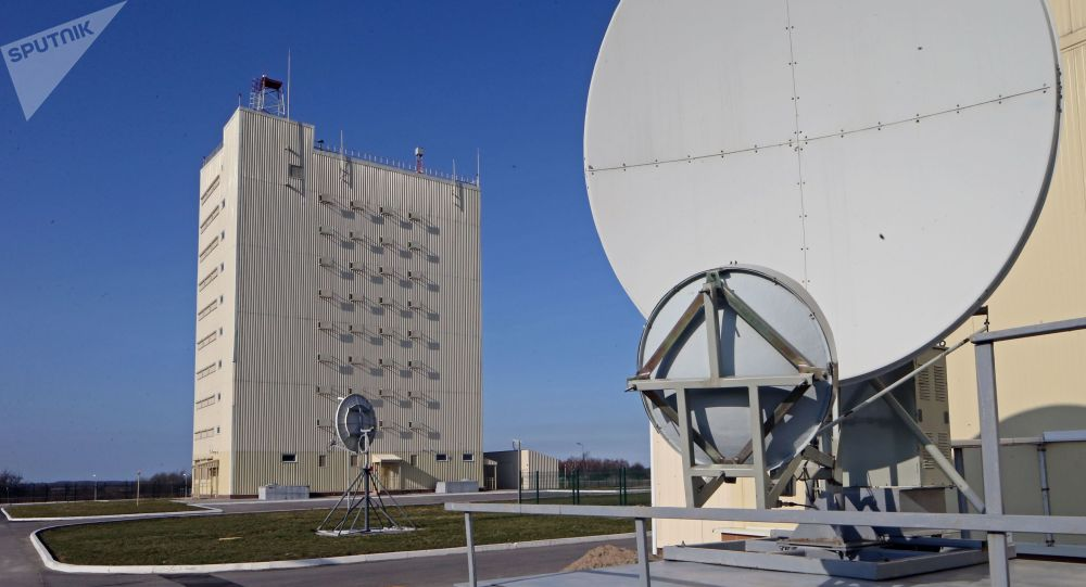 """Stacja radiolokacyjna """"Woroneż"""""""