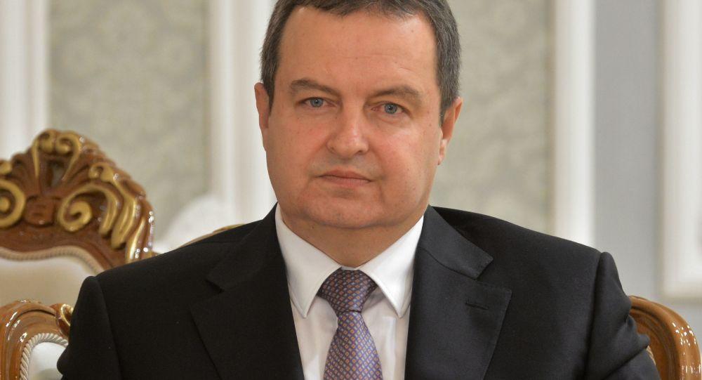 Przewodniczący OBWE Ivica Dačić