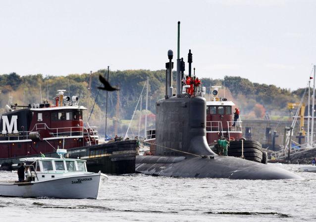 Okręt podwodny typu Virginia