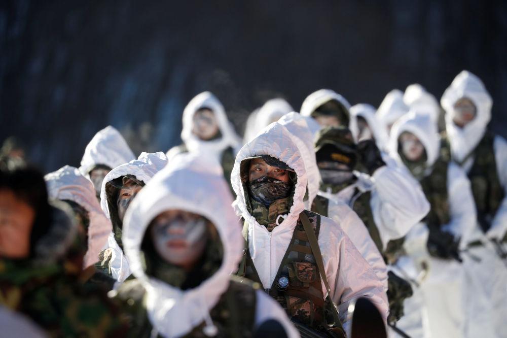 W tym roku jednym z celów ćwiczeń było zwiększenie środków bezpieczeństwa na zimowej Olimpiadzie.