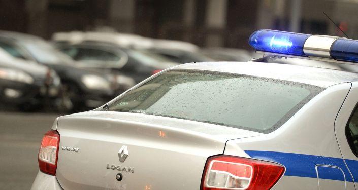 Policja, Rosja