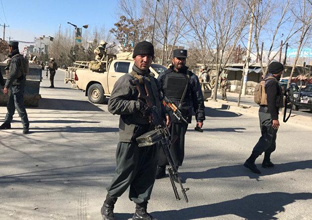 Wybuch w Kabulu