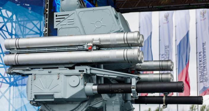 Morski system rakietowy Pancyr-ME
