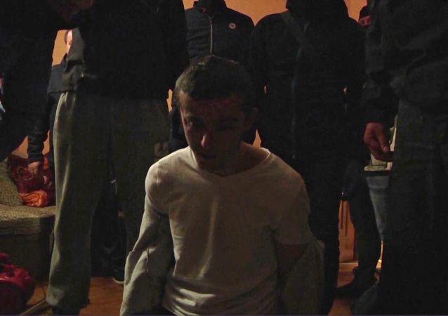 Zatrzymany przez FSB członek komórki Państwa Islamskiego w obwodzie moskiewskim