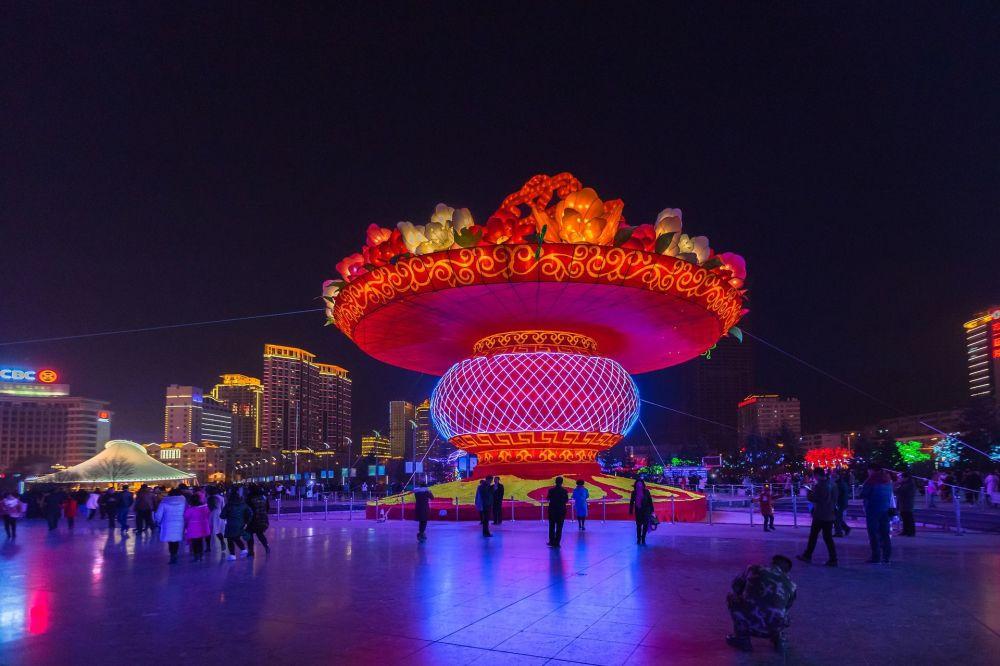 Termin Chińskiego Nowego Roku przypada między końcem stycznia a początkiem lutego.