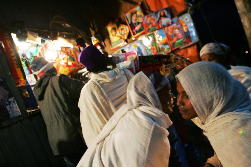 W Etiopii Nowy Rok obchodzi się we wrześniu.