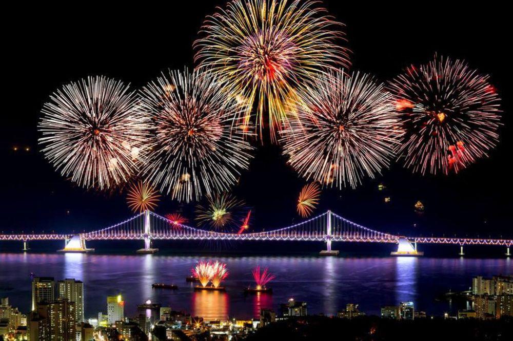 Obchody koreańskiego Nowego Roku Seollal przypadają między styczniem a lutym.